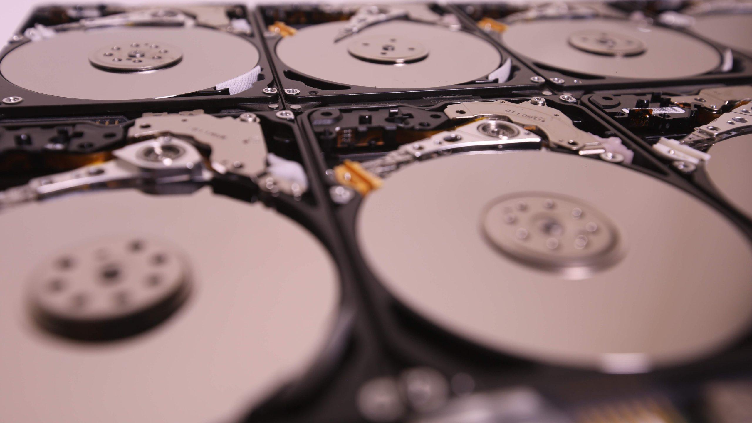 هارد دیسکهای کوانتومی ساخته شدند